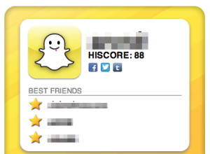 Snapchat Web View